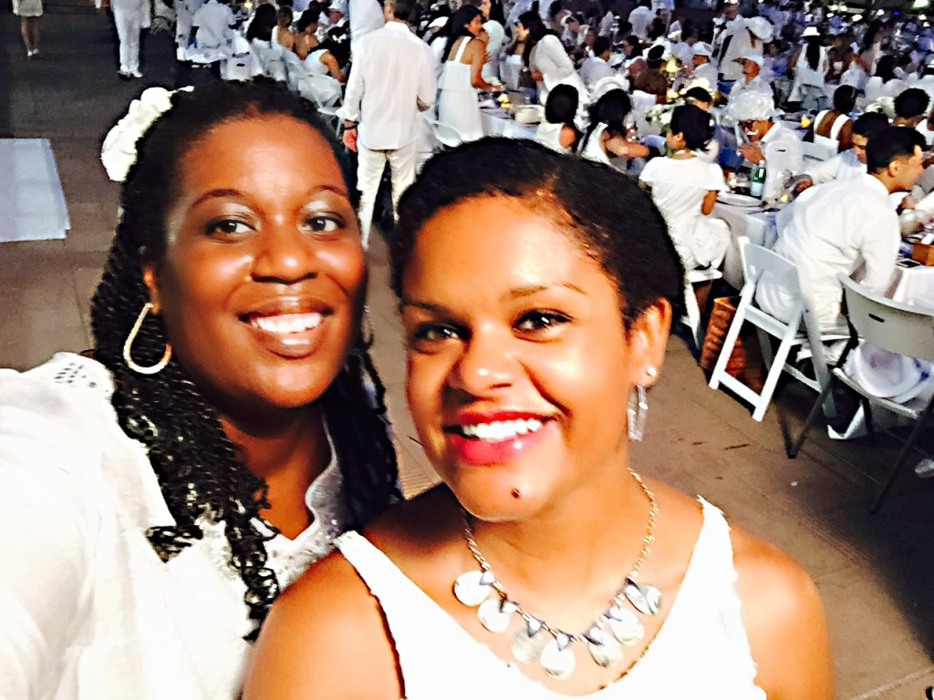 BarrisTourista- Diner en Blanc Los Angeles 2015 two tyras