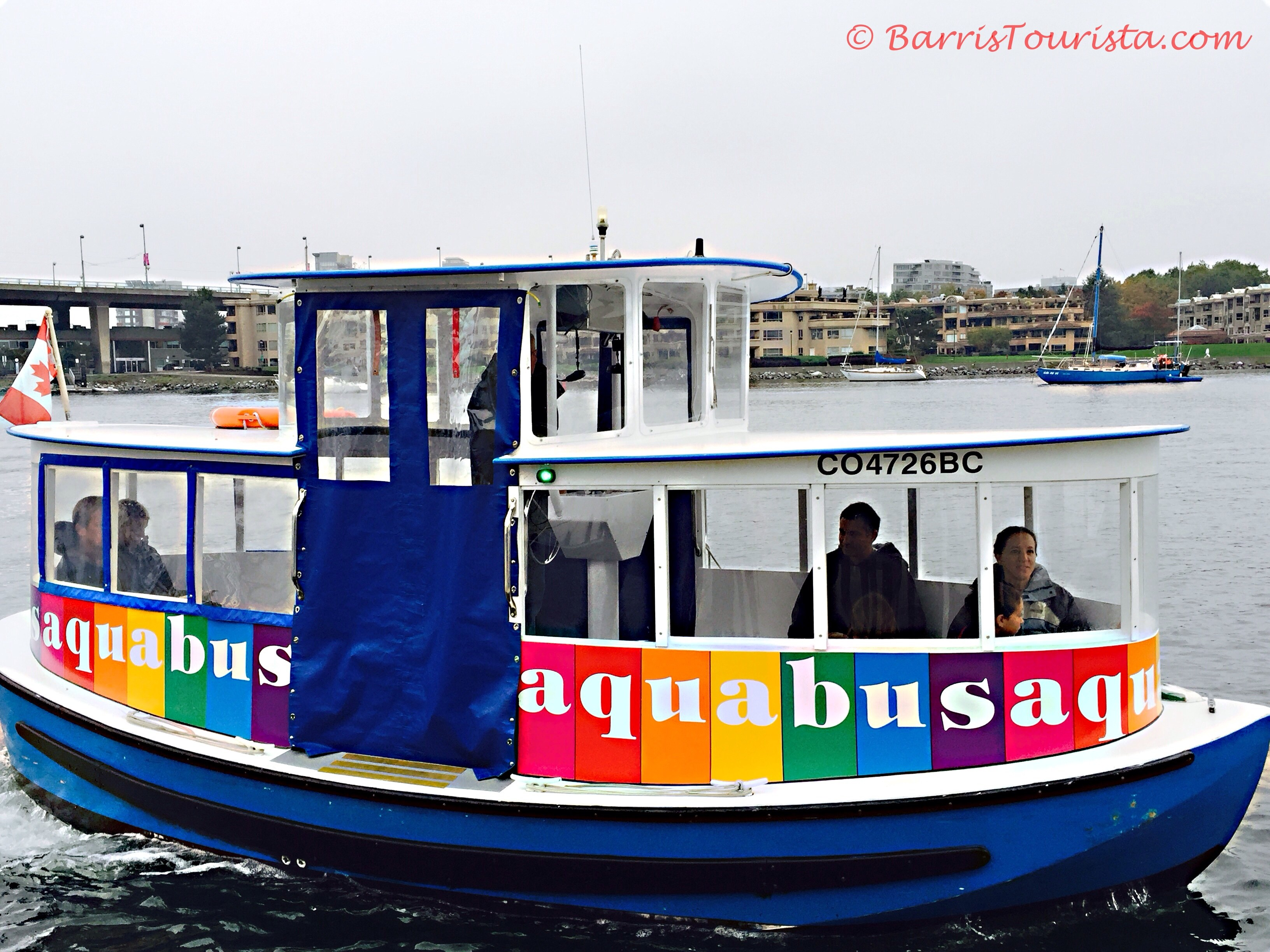 BarrisTourista Aquabus