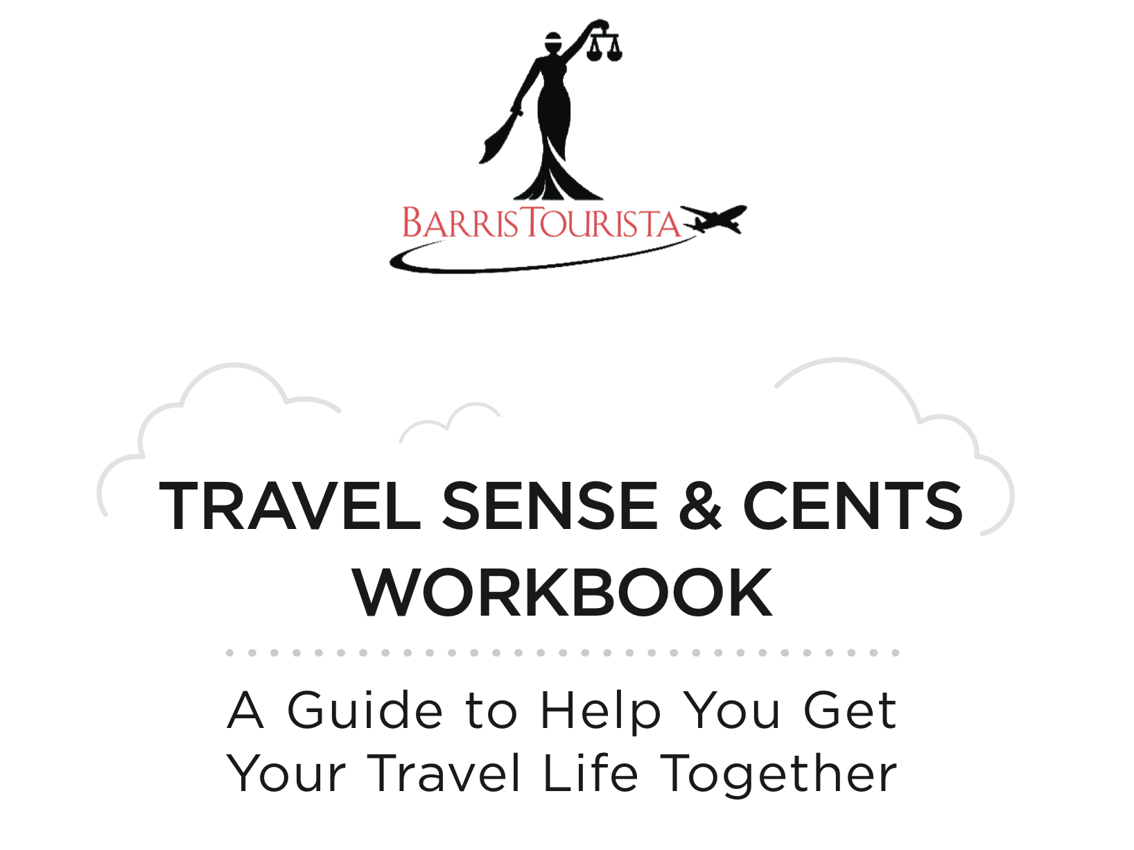 Travel Sense & Cents Workbook BarrisTourista