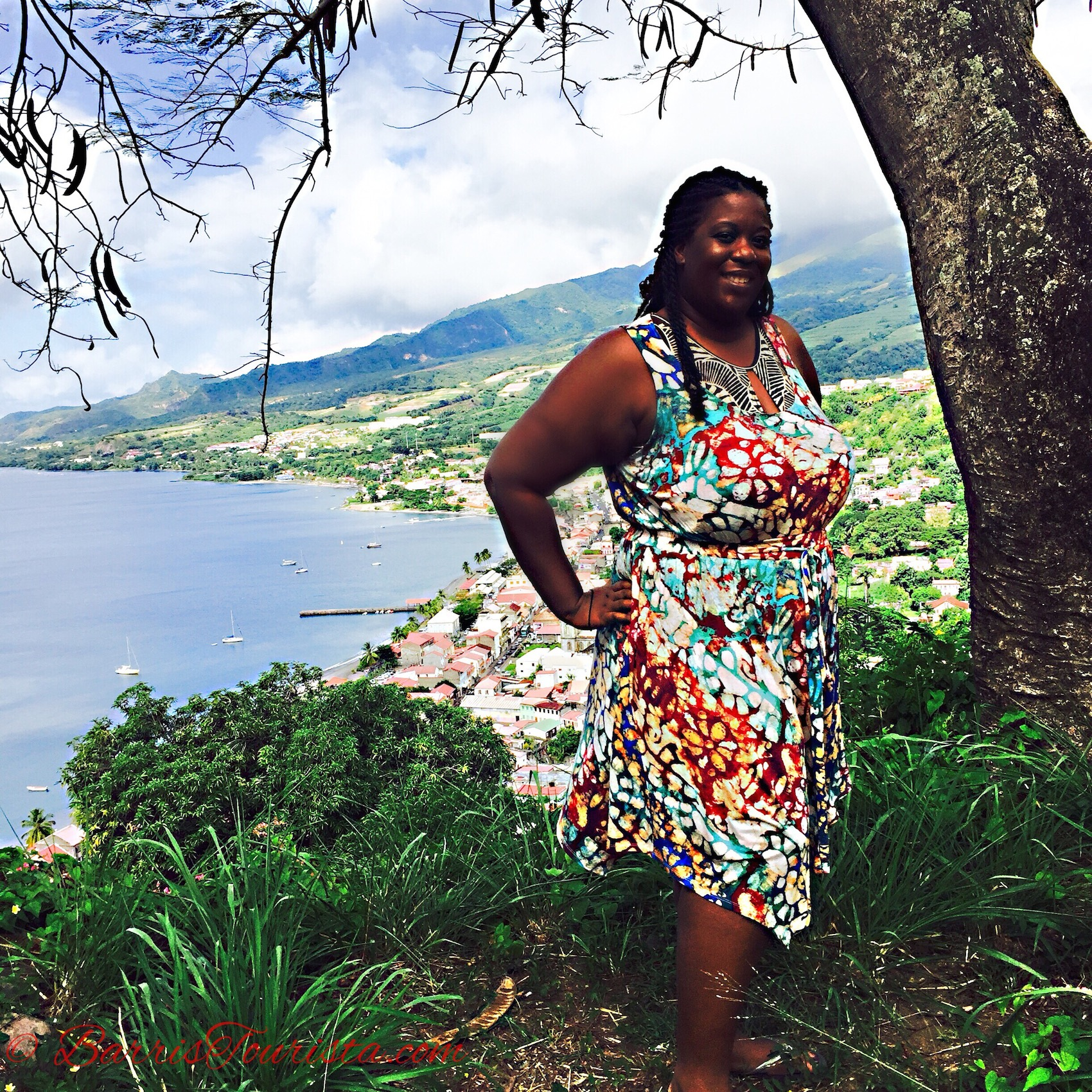 BarrisTourista-Tyra Sainte-Pierre must do activities in martinique