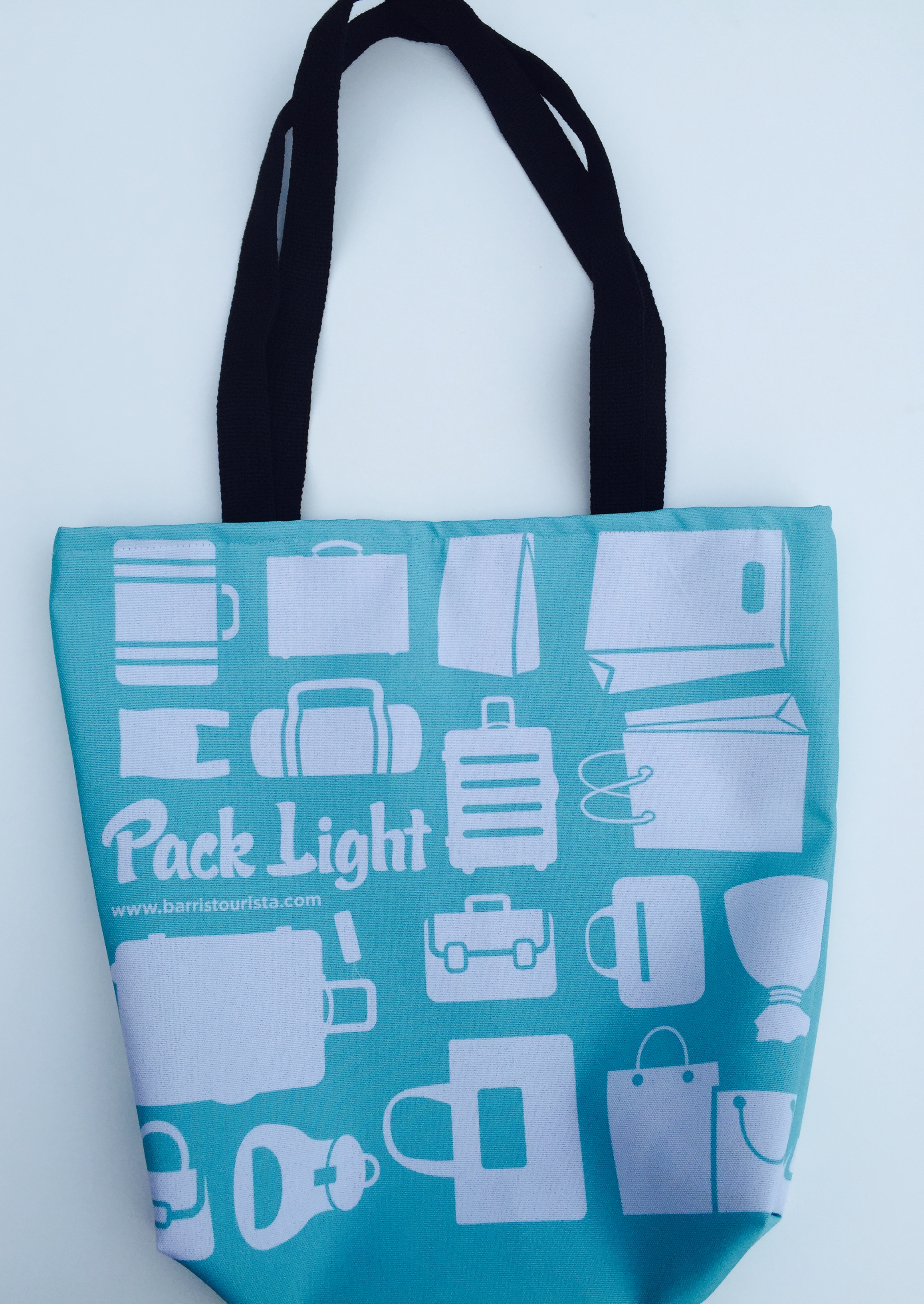Barristourista-Pack Light Tote 2
