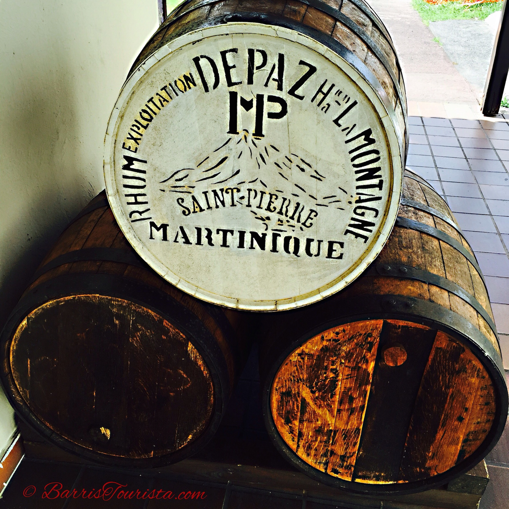 BarrisTourista-Martinique DePaz Distillery karambole tours