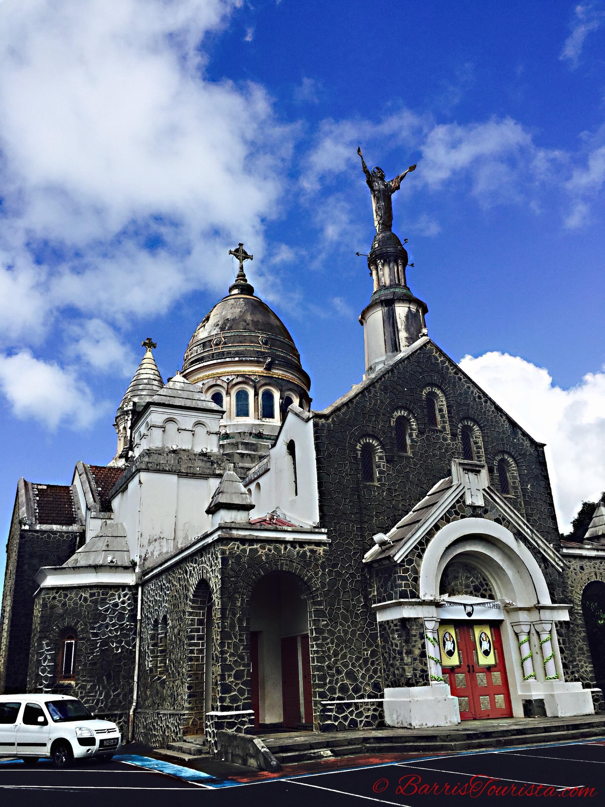 BarrisTourista-Sacred Heart Church 4 karambole tours