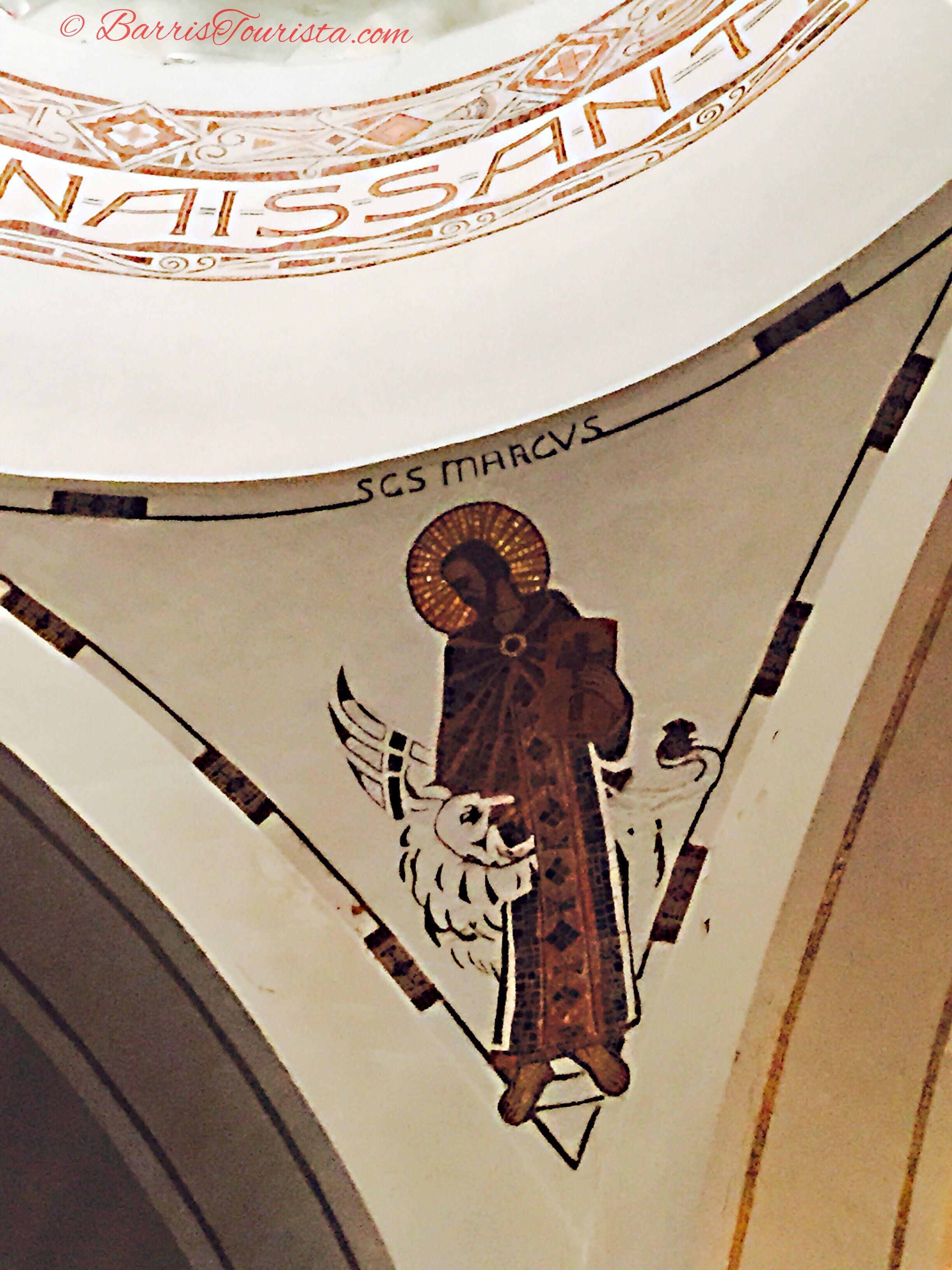 Barristourista-Sacred Heart Inside 3 karambole tours