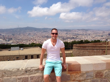 BarrisTourista-Adam Winterrowd Spain