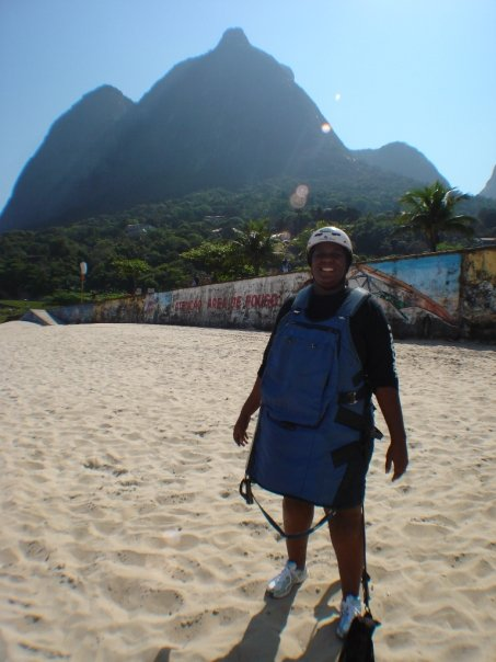 BarrisTourista-Hang Gliding in brazil on Beach