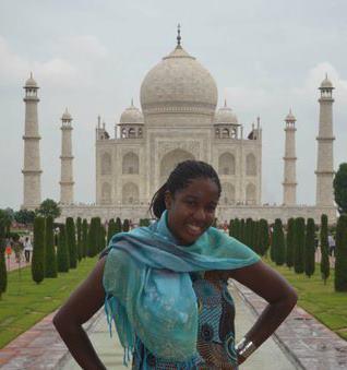 BarrisTourista-Nicole Taj Mahal
