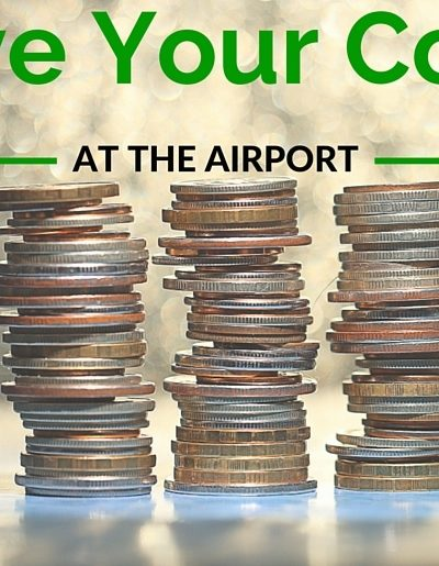 5 ways to save money in the airport