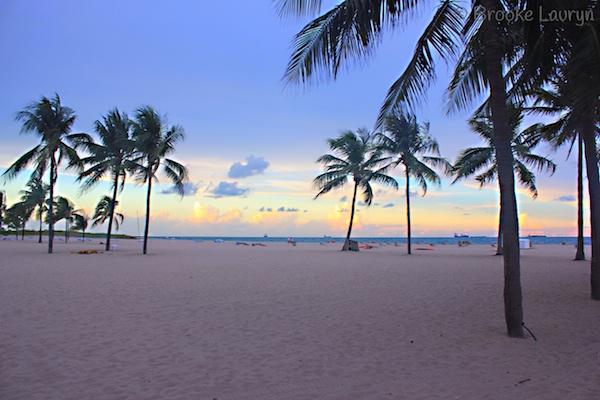 BarrisTourista-Brooke Ft. Lauderdale Beach
