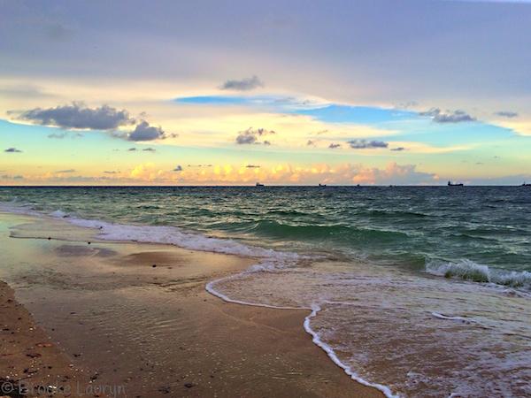 BarrisTourista-Brooke Stunning FLL Beach