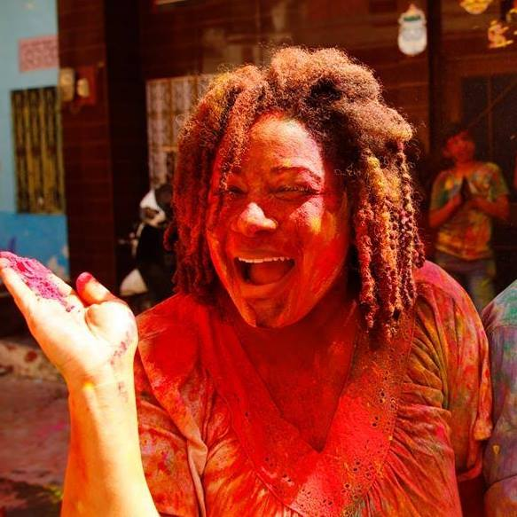 Rhyse at Holi Barristourista