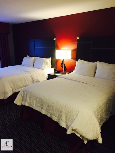 BarrisTourista-Hampton Inn Temecula Beds