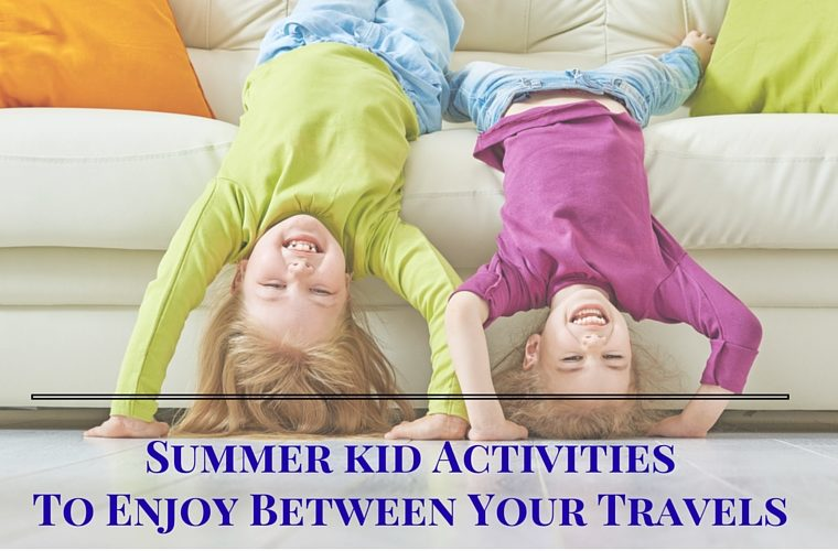 things for kids to do in the summer