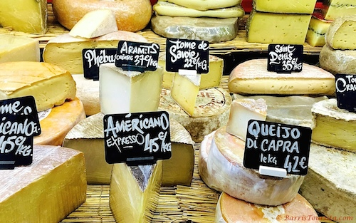 BarrisTourista-Paris Cheese context travel