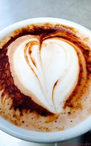 BarrisTourista-Paris Hot Chocolate context travel