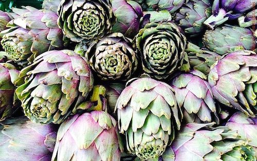 BarrisTourista-Paris Market Walk Artichoke small