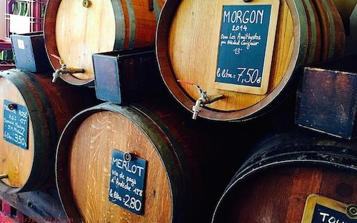 BarrisTourista-Paris Market Walk Wine small