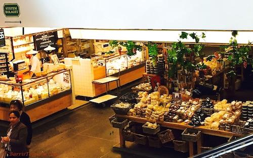 BarrisTourista-Stockholm Market