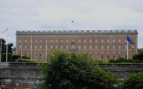 BarrisTourista-Stockholm Royal Palace