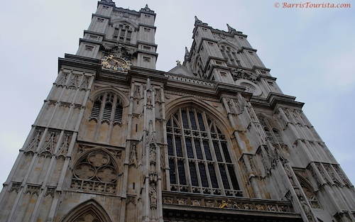 BarrisTourista-Westminster Abbey small