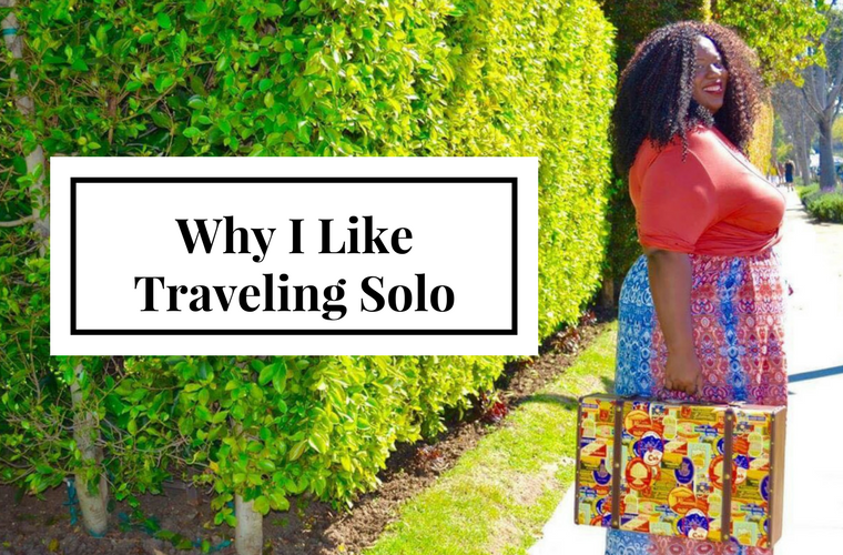 why i like traveling solo