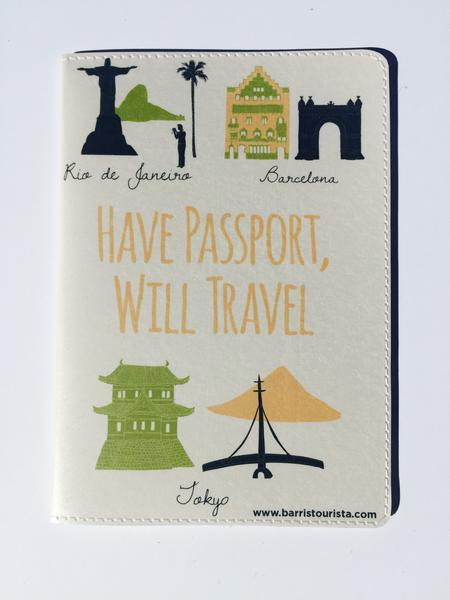 traveling esquire passport cover