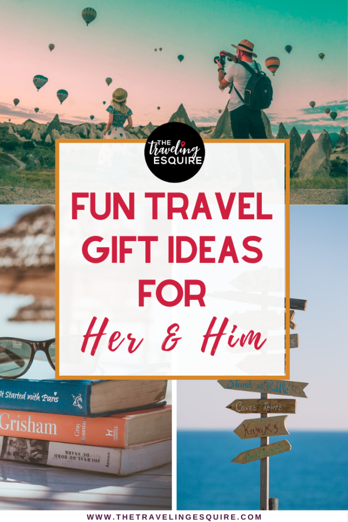 travel gifts for her and him travel gift ideas for her and him