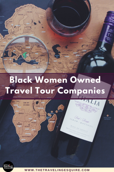 black women owned travel tour companies